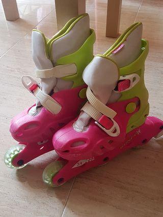 patines infantil en línea