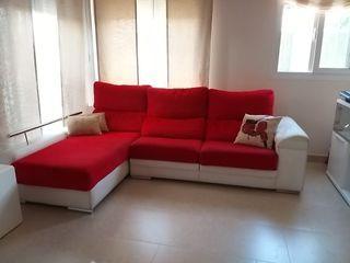 sofá chaselounge de 275cm
