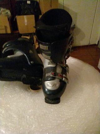 botas para esquis