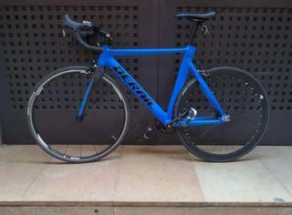 Bicicleta DERAIL fixie pista