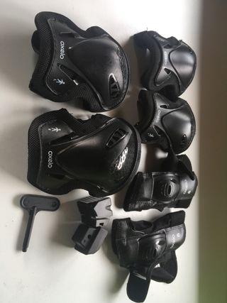 Protección patinaje