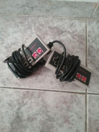 Mandos Nintendo vintage