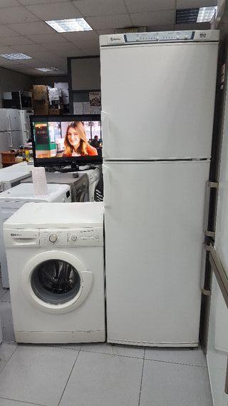 pack marca balay lavadora y nevera