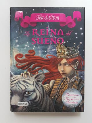 Libro: La reina del sueño