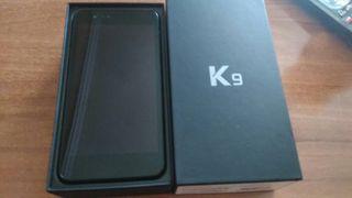 Móvil nuevo lg k9