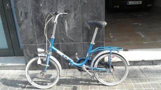 Bicicleta BH Gacela Azul