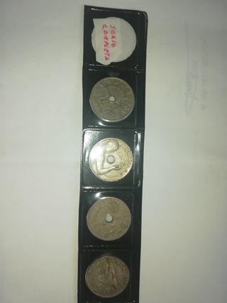 25 céntimos