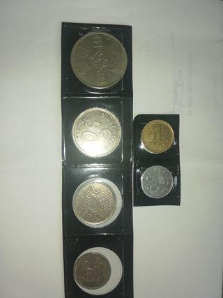pesetas muncial 82