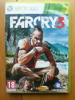 Juegos XBOX 360 (Farcry 3)
