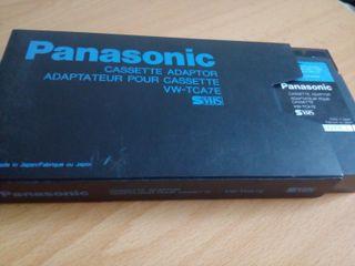 Cinta adaptadora de VHS-C Panasonic