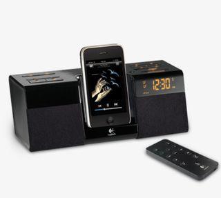 NUEVO Altavoces radio despertador PURE-FI Logitech