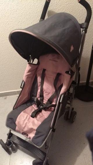 Silla paseo bebé Mclaren Quest Sport