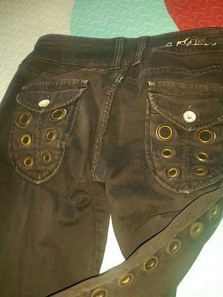 pantalon talla 40 elastico