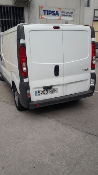 Renault Trafic isotermo