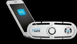 Sensorsafe sensor seguridad niños coche