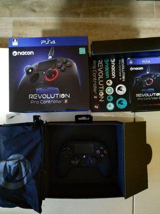 Mando PS4 Nacon Revolution 2. válido para PC