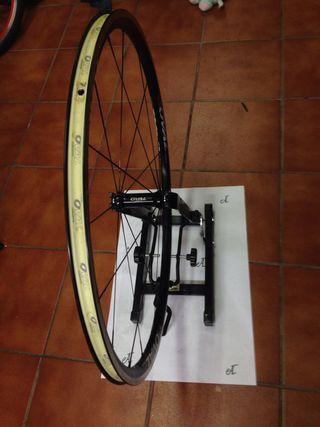 Centrador de ruedas bici nuevo a estrenar