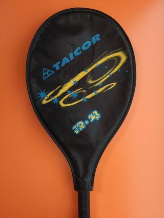 Raqueta Tenis niño Taicor Jr 23