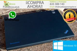 Portátil Lenovo Ultrabook T420s, i5 / SSD / Gráfic