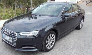 Audi A4 2015 ( Modelo B9 actual)