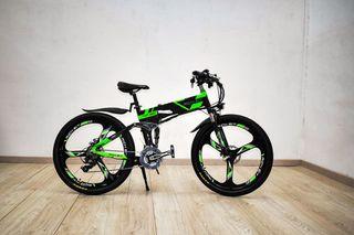*NUEVA* TOP-860 Bicicleta Eléctrica y Moto 30 Kmh