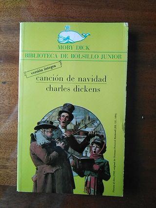 """""""CANCIÓN DE NAVIDAD""""de Charles Dickens"""
