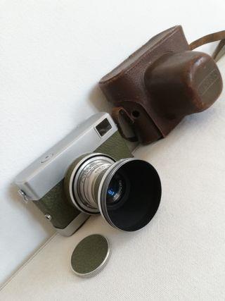 cámara analógica Werra I Zeiss