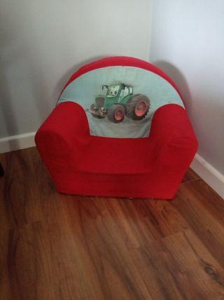 sillón niños