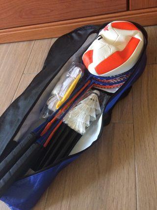 Set de raquetas