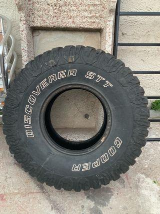 Ruedas o neumáticos 35 12,5 r15
