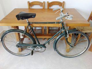 Bicicleta clásica Triumph