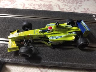 Scalextric coches F1