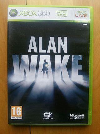 Juegos XBOX 360 (Alan WAKE)