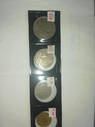 pesetas de franco