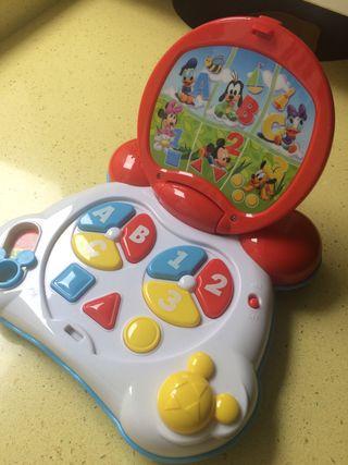 Primer ordenador infantil Disney