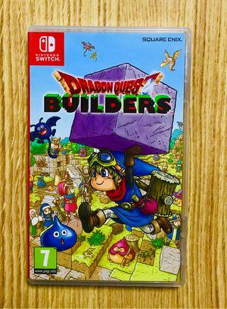 Dragón Quest Buildiers - Switch