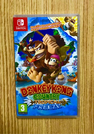 Donkey Kong - Switch