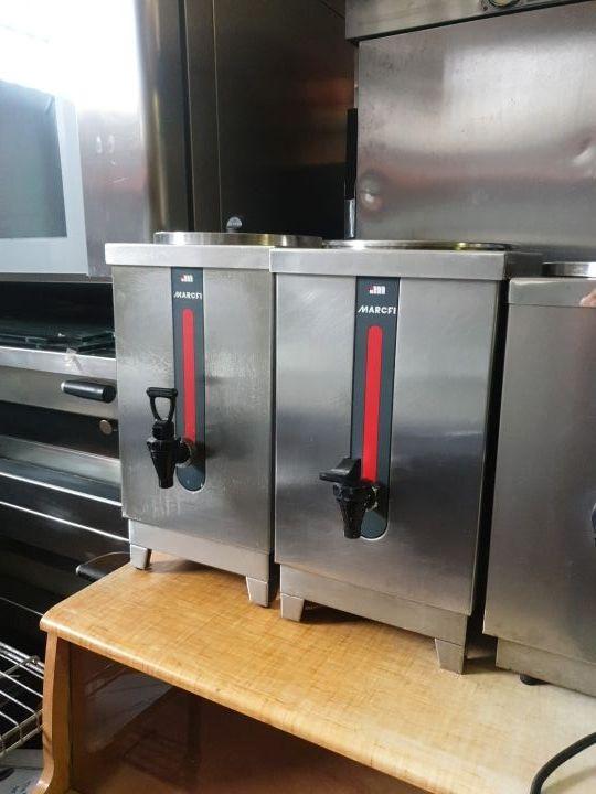 calentadores de leche