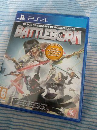 Battleborn ps4