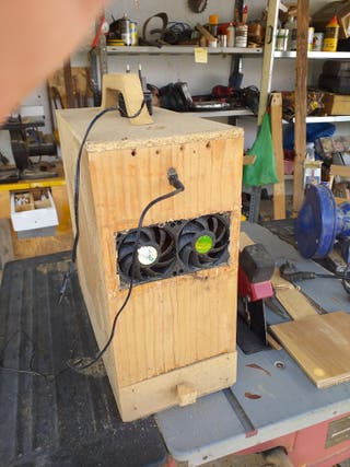 máquina de limpiar alpiste