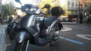 kymco 125cc people s