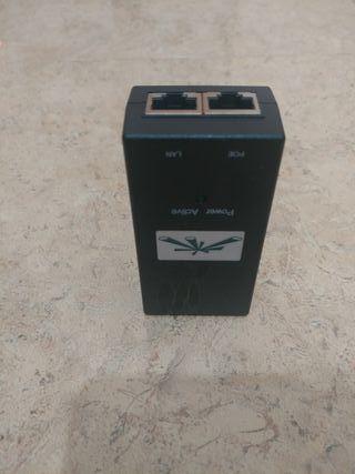 UbiQuiti Networks PoE adapter 24 V