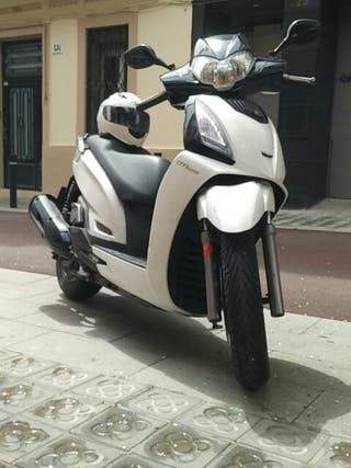 Scooter Kymco People GTI 125