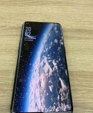 Vendo un oppo find x 256gb azul