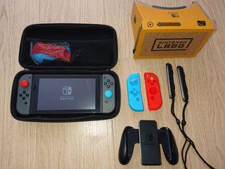 Nintendo switch más juegos