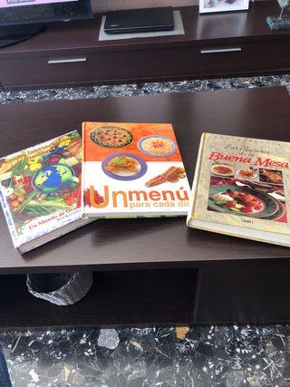 Pack Libros de cocina