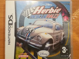 Herbie a tope. NDS