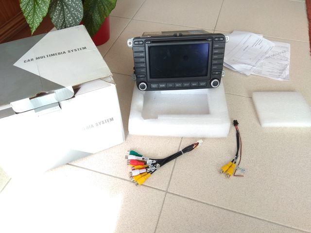 Navegador GPS CD Radio