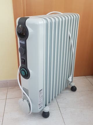 Radiador aceite Delonghi con termostato