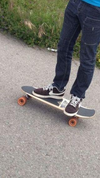 Patin Skate Dusters minicruiser